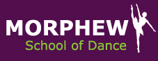 Morphew School of Dance Logo